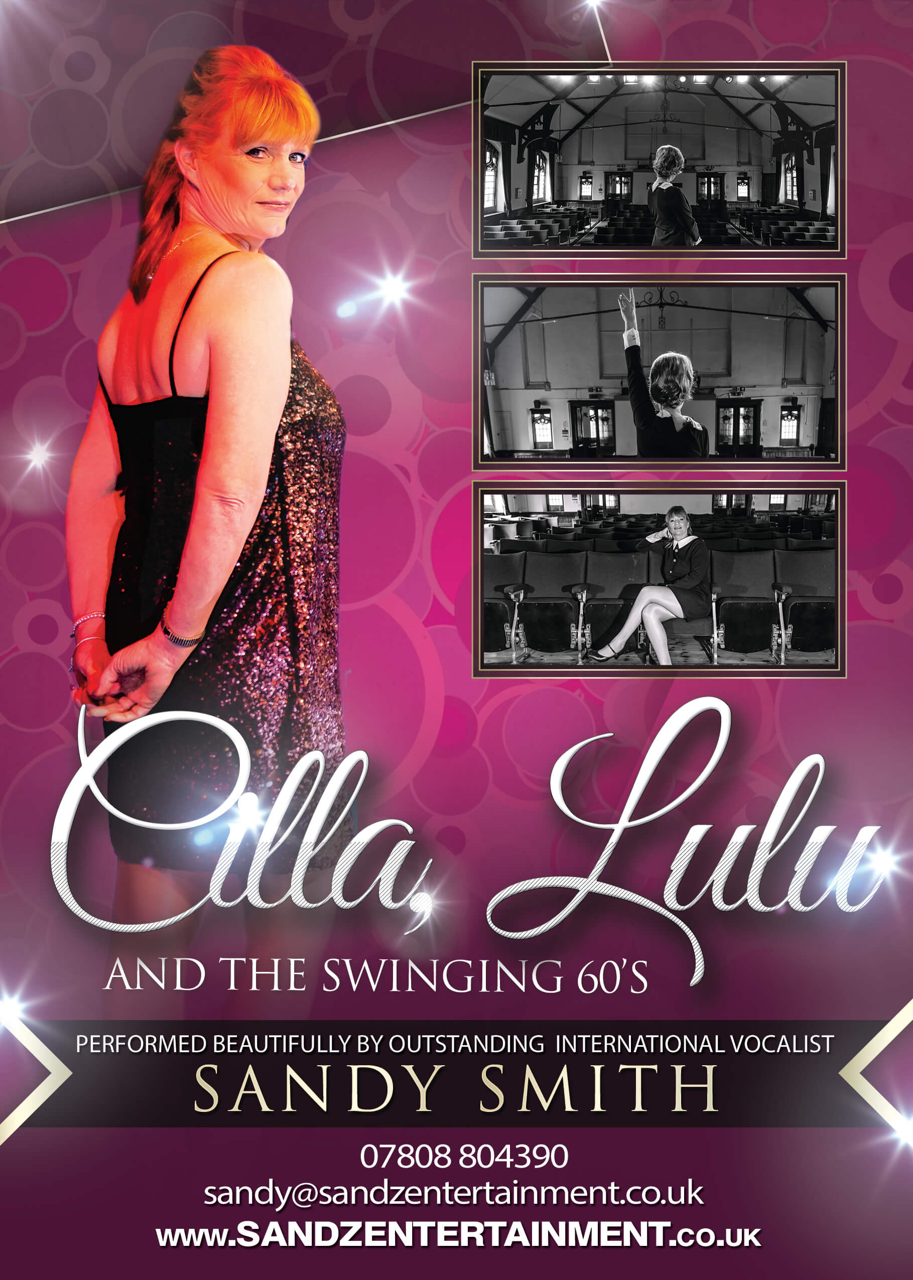 Cilla, Lulu & the Swinging 60's