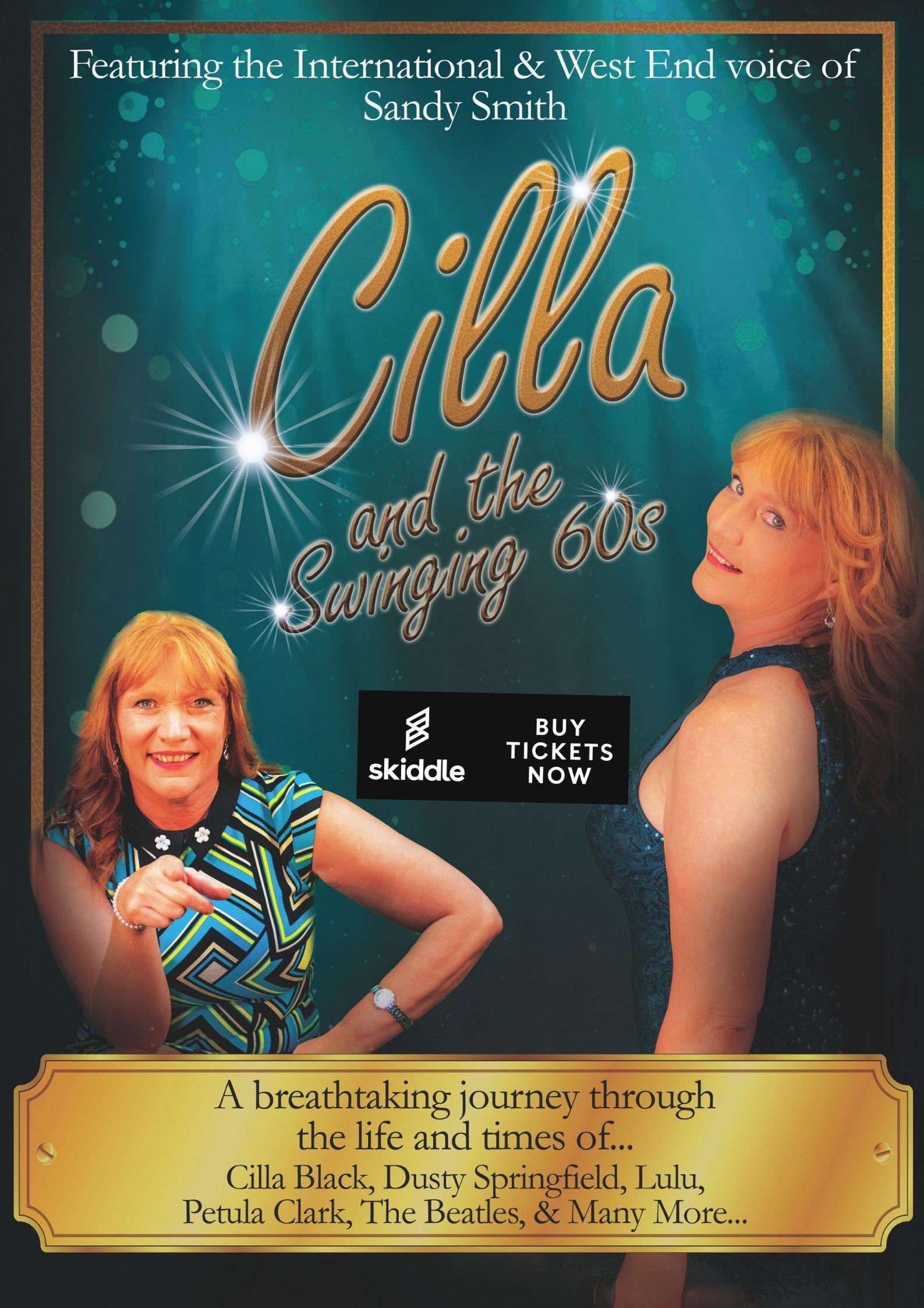 Cilla, Lulu & the Swinging 60's